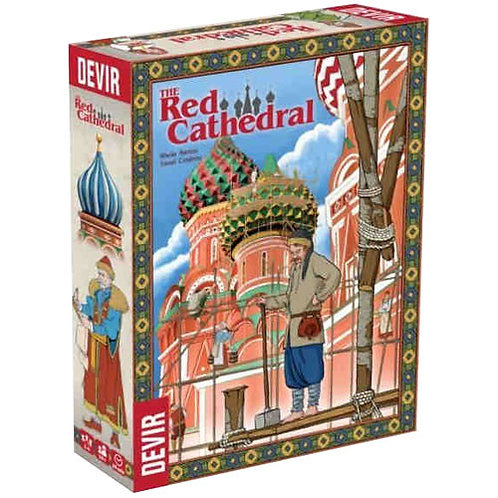 The Red Cathedral (Pre-venta)