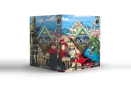 Foundations of Rome: Senator (Kickstarter)