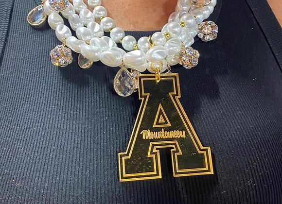 School Logo Necklace ©️