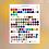 Thumbnail: Original Straw Monogram Clutch ©️