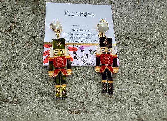 Molly B Original Nutcracker Earrings ©️