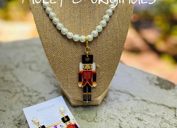 Molly B Original Nutcracker Necklace ©️