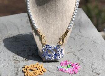 Interchangeable Necklace Pendant - PRINTED