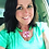 Thumbnail: Lilly Inspired First Impressions Monogram Necklace
