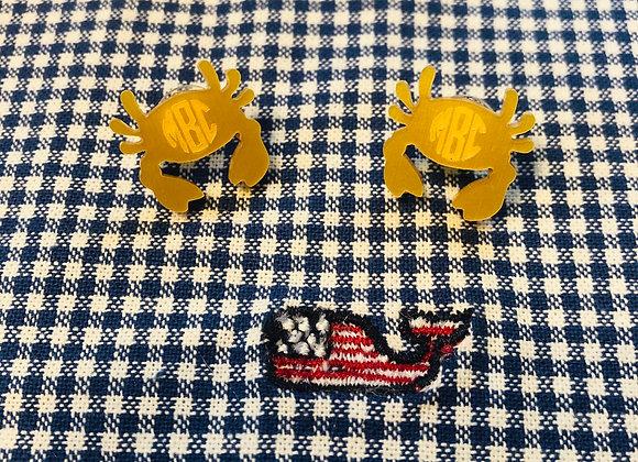 Little Crab Earrings