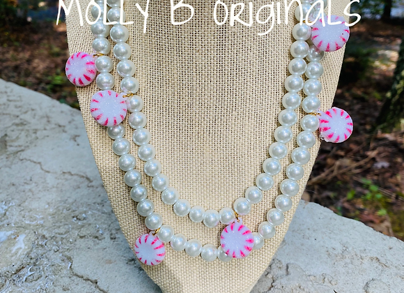 Molly B  Peppermint Dream Necklace
