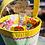 Thumbnail: Monogram Easter Basket tag