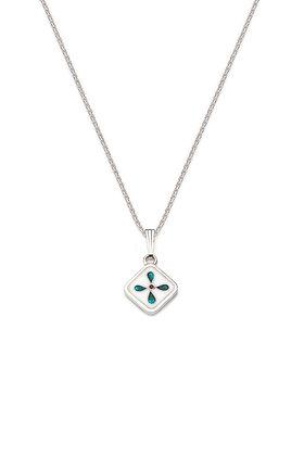 Little square pendant