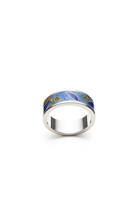 Bague contemporaine