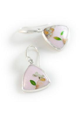 Pink floral designs