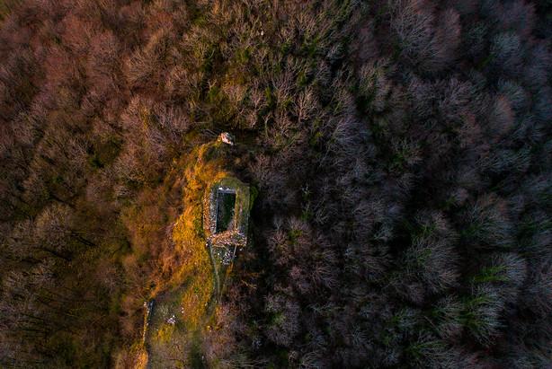 Vertical Jura-Ruines à Mirebel