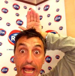 Albert de la radio RFM