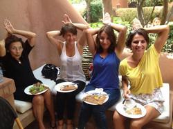 4 copines à Marrakech