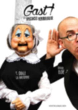 Spectacle du ventriloque David ELDÉ