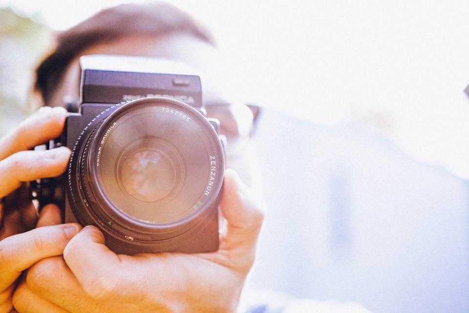 Une photographe pour ODILE la Bretonne