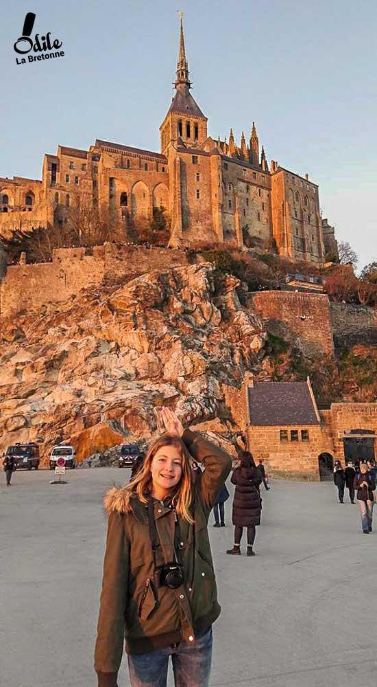 Manon au Mont Saint-Michel