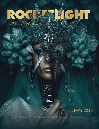 IVY-Design Cover Rocketlight Magazine