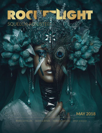 IVY-Design Cover Rocketlight Magazine