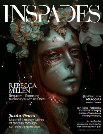 IVY-Design Cover Inspades Magazine