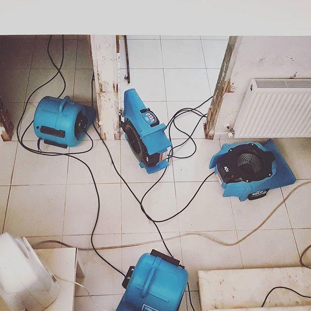 #structuraldrying of #basement after #waterintake _#ΔομικηΞηρανση σε #υπογειο μετά από #ΕισαγωγηΝερο