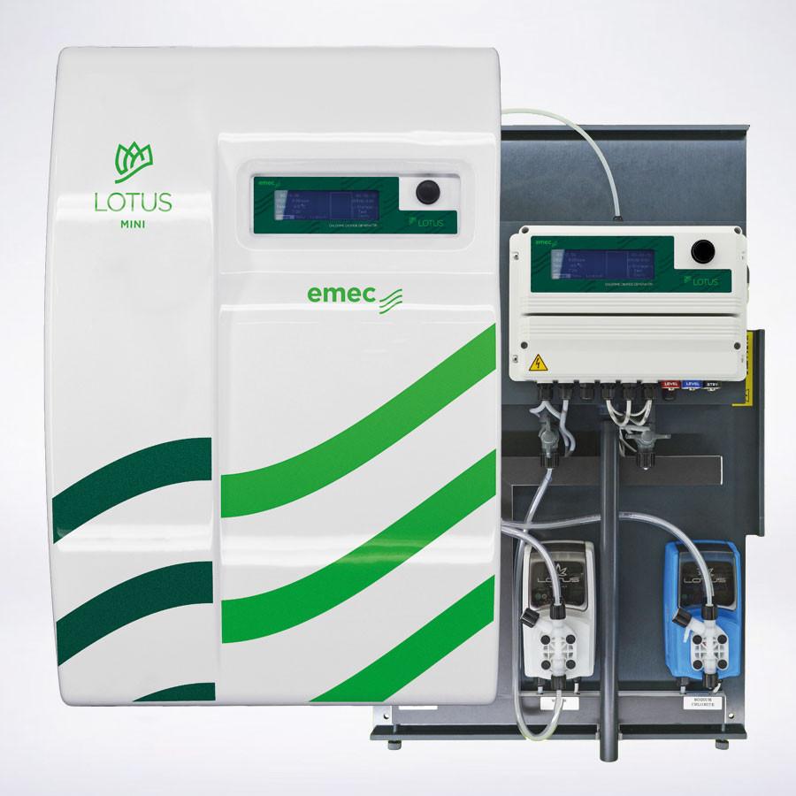 EMEC Lotus Mini Chlorine Dioxide Generator