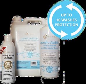Goldshield laundry additive