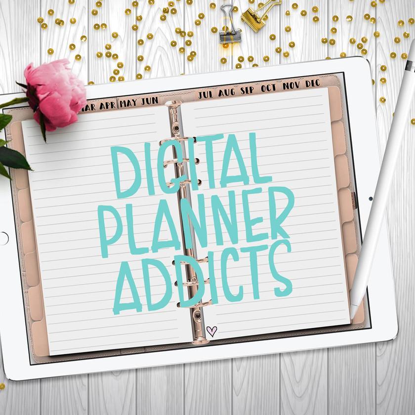 Digital Planner Addicts