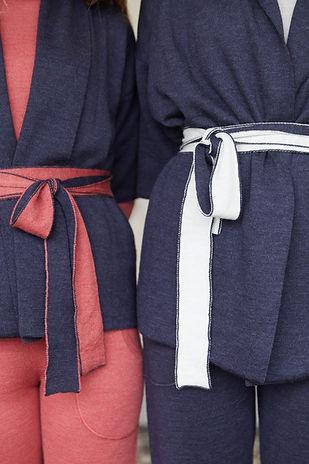 DF2827CC DanceFiber kimonos merino avec