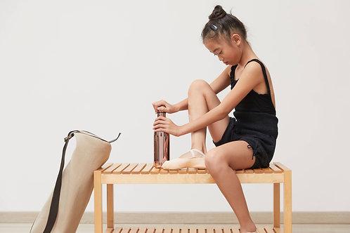 Short en Résille Taille haute- Danse / Pilates