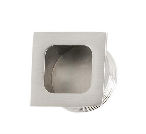 748 -SS - Finger Pull -Stainless Steel