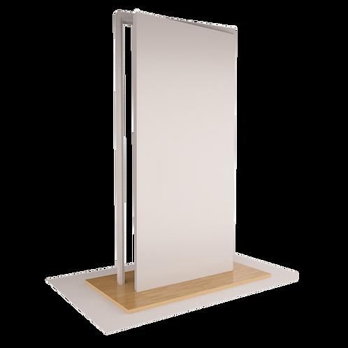 --PLAIN-- DOUBLE DOOR