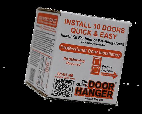 Quick Door Hanger - Ten Door Pack (Not for Retail)