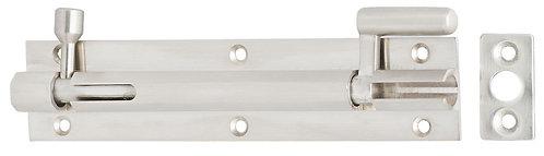 269 SN - Necked Bolt (Heavy Duty) - Satin Nickel