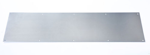 500 SS - Kick Plate - 760 x 200 - Stainless Steel