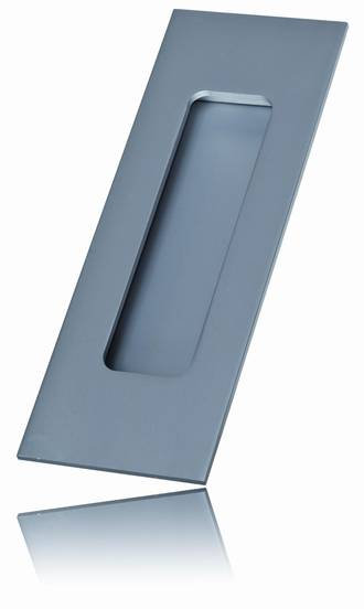 1145SC -  Flush Pull - Satin Chrome - 4 Sizes
