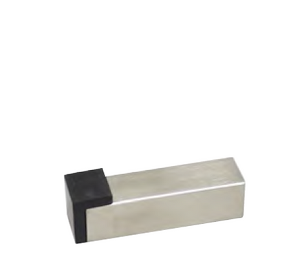 Wall Stop 20x75mm,     Stainless Steel