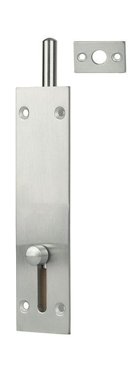 505L SC - Flush Bolt - Non Locking - Satin Chrome