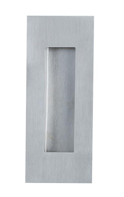 9811 -  Rectangular flush pull