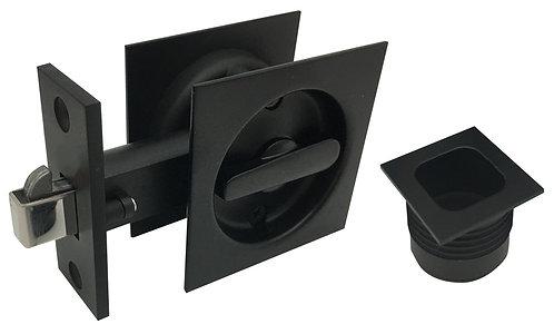 541 BL - Cavity Privacy Square - Black
