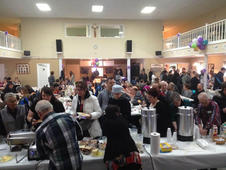 déjeuner bénéfice 2015-12