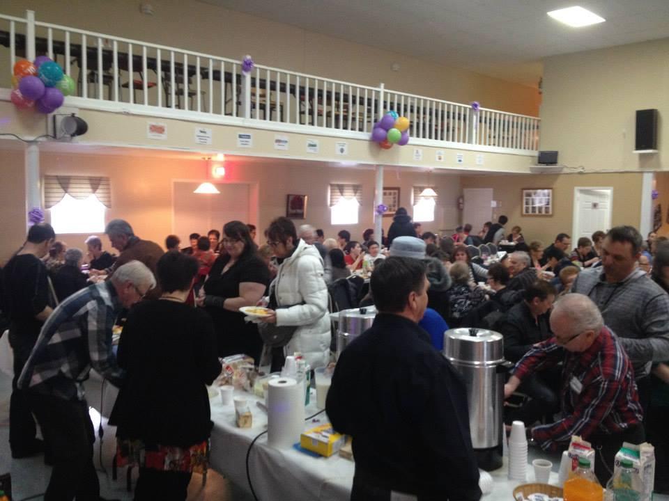 déjeuner bénéfice 2015-11