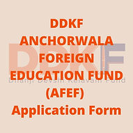 DDKF DOMESTIC LOANS Application Form (1)