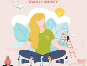 NEW MEDITATION COURSES -LEVEL 1, 2, 3