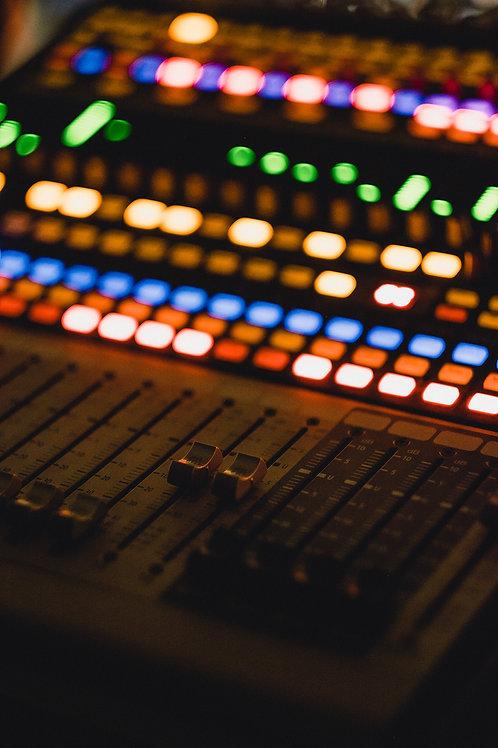 ATELIER DJING, mixage et synchronisiation, ouverture à la production.