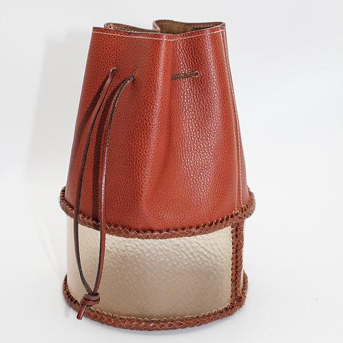Transparent Bucket Bag
