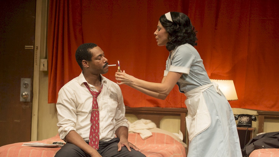 """The Mountaintop"" (Arts Club Theatre)"