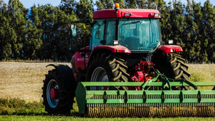 Tractor sales up 81% in March