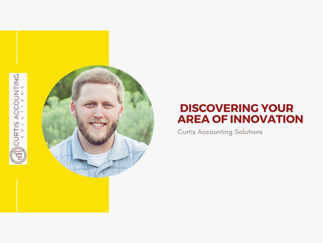 Discovering your Area of Innovation