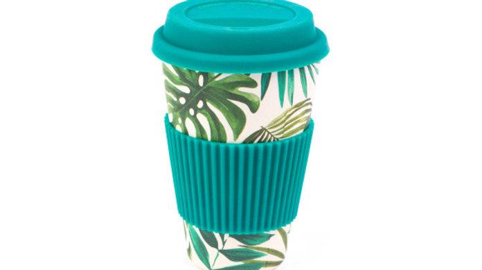 Eco-friendly bamboo mug