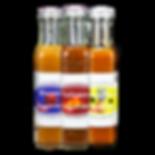 Chili Sauce. Scharfe Chilli-Saucen